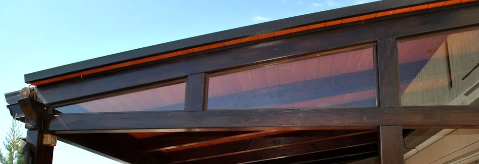 Strutture in legno per terrazzi simple gazebo in legno - Strutture mobili per terrazzi ...