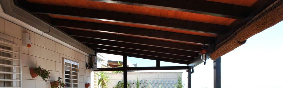 Progettazione e realizzazione Coperture in legno e mobili da ...